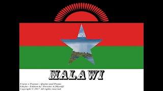 Bandeiras e fotos dos países do mundo: Malawi [Frases e Poemas]