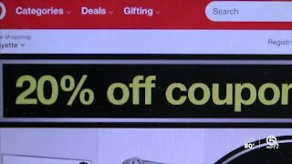 Beware of online shopping scams