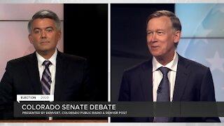 Debate: Gardner and Hickenlooper on planned Barrett hearings