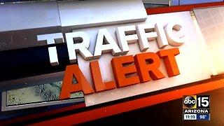 Weekend Traffic: Construction creates three closures
