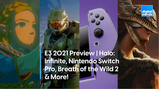 Everything we expect to be announced at E3 2021