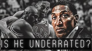 Why every Jordan needs a Pippen