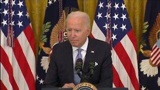 Biden: I'd Like To See Vaccine Mandates Nationwide