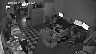A thief steals from a Southwest Florida shop
