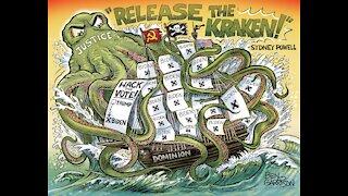 Kraken Confirmed for November 17