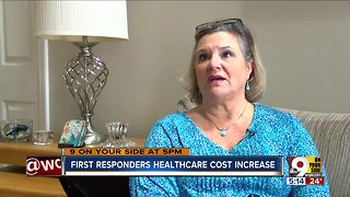 Retired Ohio first responders see health care costs increase