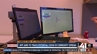 Kansas City-developed app would alert you to potential COVID-19 exposure