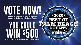 2020 Best of Palm Beach County