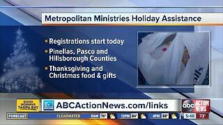 Metro Ministries opens holiday assistance registration