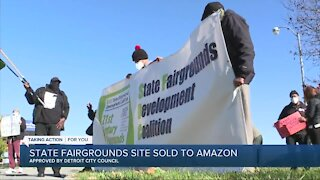 State Fairgrounds Deal