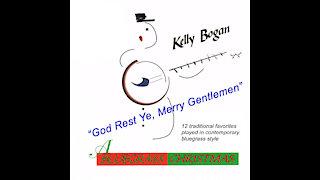 Bluegrass instrumental - God Rest Ye Merry Gentlemen - Kelly Bogan