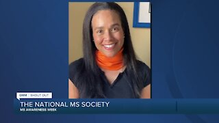 Good Morning Maryland from the National MS Society