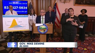 A new order from governor Mike Dewine to help slow the spread of the coronavirus