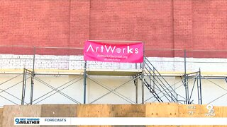 Avondale community and officers to paint new ArtWorks mural together