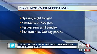 Film Festival opens in Downtown Fort Myers