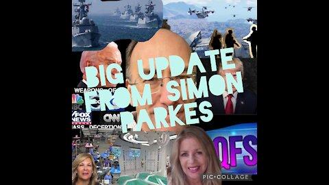 SIMON PARKES UPDATE 6/11/21