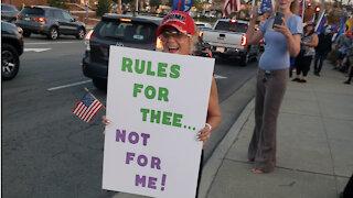 Stop the Steal MAGA Yorba Linda California