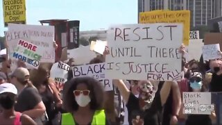 Black Lives Matter Tampa tackles mental health issues during pandemic and civil unrest