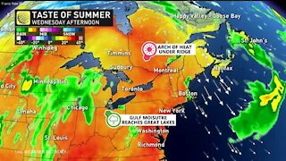 Summer-like temperatures for most of Ontario, some will see thunderstorms