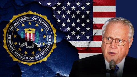Ted Gunderson (ex agente FBI) parla degli illuminati e traffico di essere umani