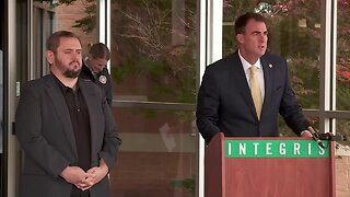 Governor Stitt, Governor's Solution Task Force Provide COVID-19 Update