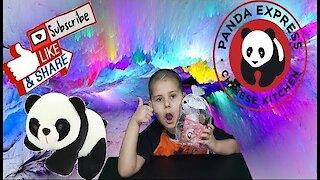 Panda Express Toy Unboxing