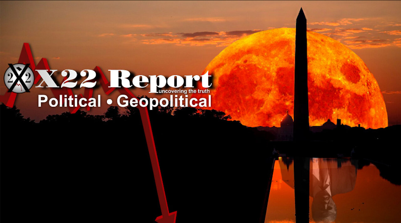 X22Report - Hunters Become Prey! Timing Is Everything! Freedom Of Information [Truth] = End! - Must Video