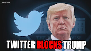 Twitter & Facebook BLOCK Trump