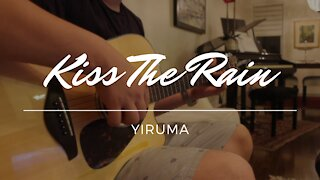 (Yiruma) Kiss The Rain - Acoustic Cover - Two Hands