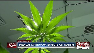 Medical marijuana effects on Autism
