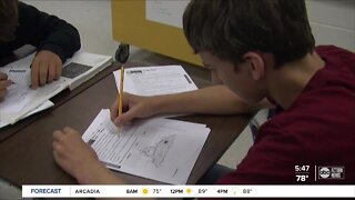 Safely back To school: Local doctor weighs in mental health, stress in kids