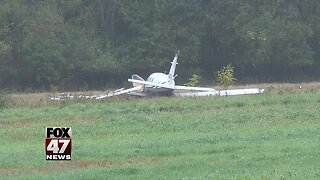Three killed in plane crash