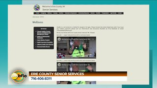Erie County Senior Services - combat social isolation and university express