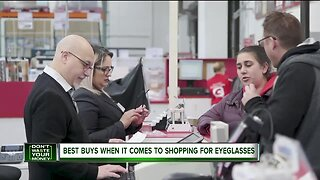 Best buys when it comes to shopping for eyeglasses