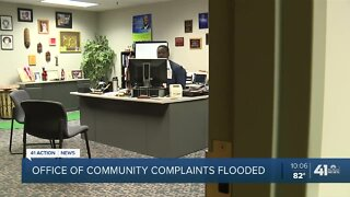 Office of Community Complaints working to increase visibility