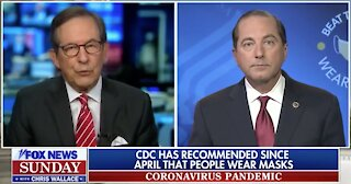 Chris Wallace melts down when Trump official doesn't say 'President-Elect Biden'