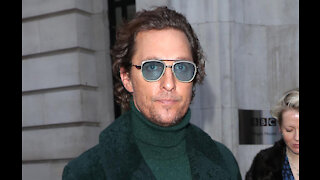 Matthew McConaughey considers running for political office