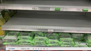 Toilet paper shortage again