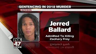 Jackson man to be sentenced