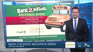 2 Cares for the Community: Back 2 School Backpack Drive