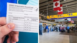 Here's How To Prove You're Fully Vaxxed In Canada So You Can Skip Quarantine After Travel