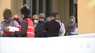 Palm Beach County leaders ask health department to vaccinate school employees 65 and older