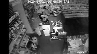 Kenmore burglary caught on camera