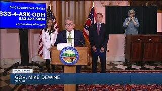 DeWine announces Ohio's first confirmed COVID-19 death