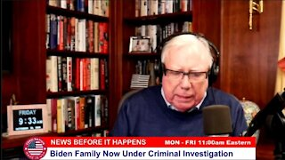 Dr Corsi NEWS 10-30-20: Biden Family Now Under Criminal Investigation