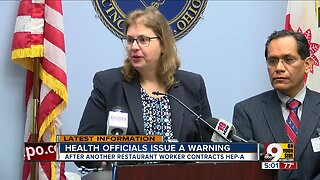 Health officials issue warning after hepatitis A discovered at restaurant