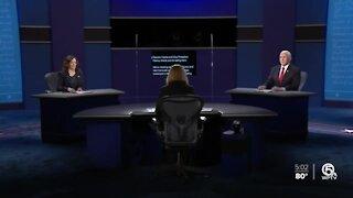 VP Debate: Harris vs Pence vs the Fly