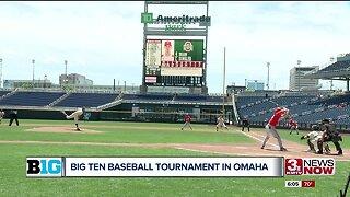Big Ten baseball tournament back at TD Ameritrade Park