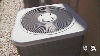 Shortage causing some air conditioning repairs to take months