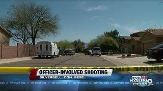 Marana Officer-involved shooting